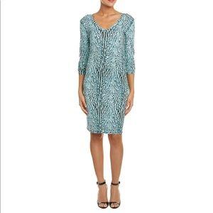 BCBG Blue Tori Dress NWT Size XXS